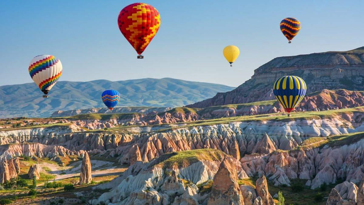 Серце Туреччини: неймовірно красива Каппадокія