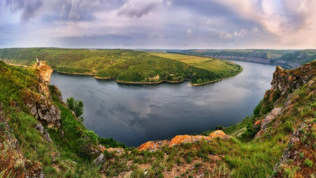 Подільські Товтри: найбільший національний парк у Європі