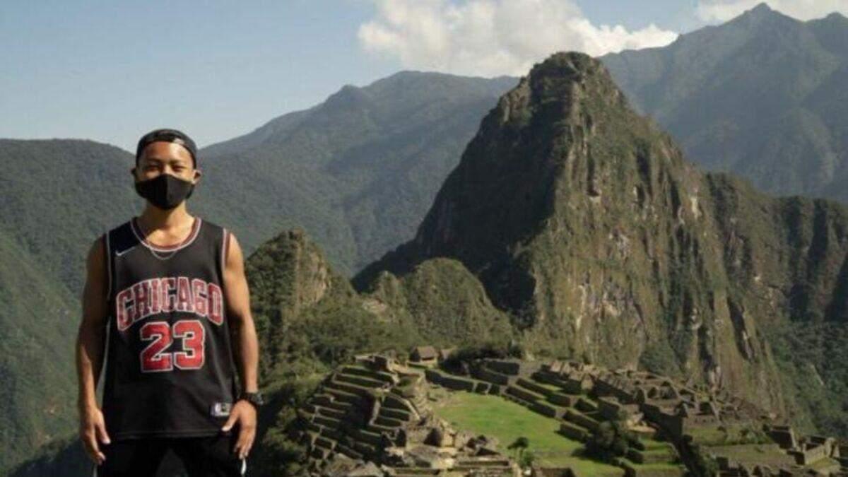 Місто інків Мачу-Пікчу відкрили для єдиного туриста: японець чекав цього сім місяців