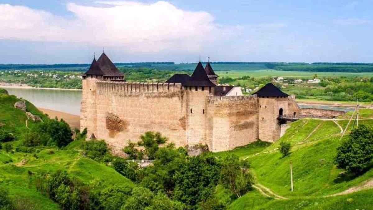 Хотинская крепость: тайны одного из величайших замков Украины