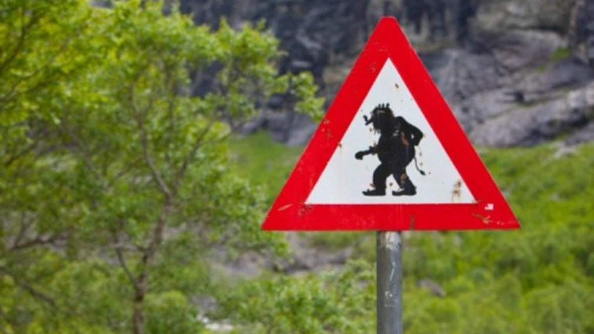 Необычные дорожные знаки в разных странах мира