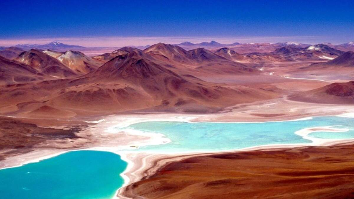 Найвисокогірніші озера світу