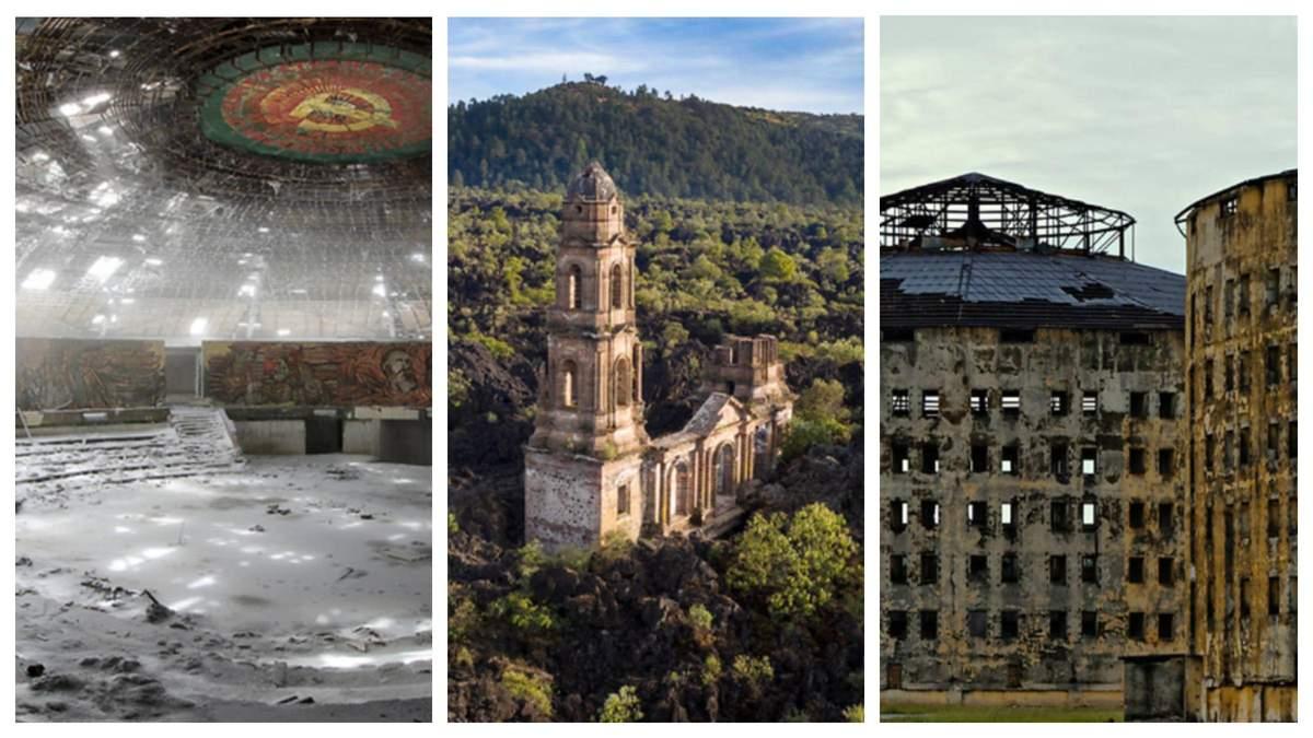 11 неймовірно моторошних покинутих місць світу: емоційні фото
