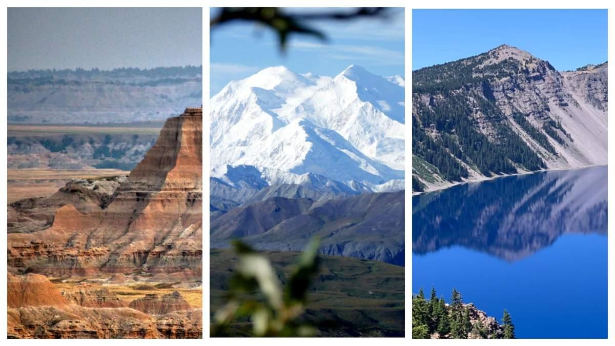 Неймовірні пейзажі Північної Америки: 50 крутих фото з усіх 50 штатів