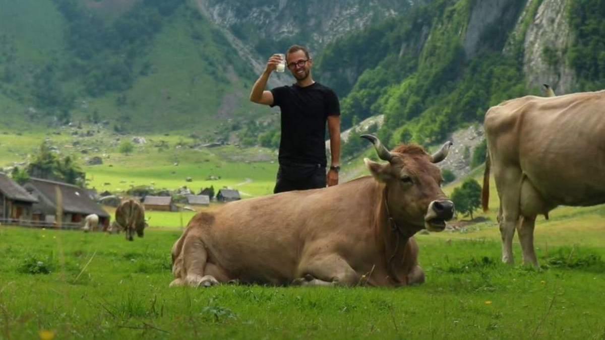 Новий випуск Антона Птушкіна про Швейцарію