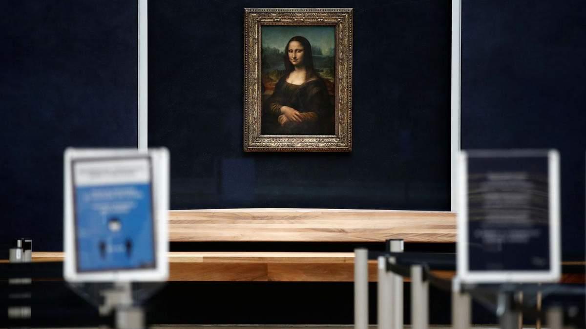 """Лувр продав """"побачення"""" з """"Мона Лізою"""""""