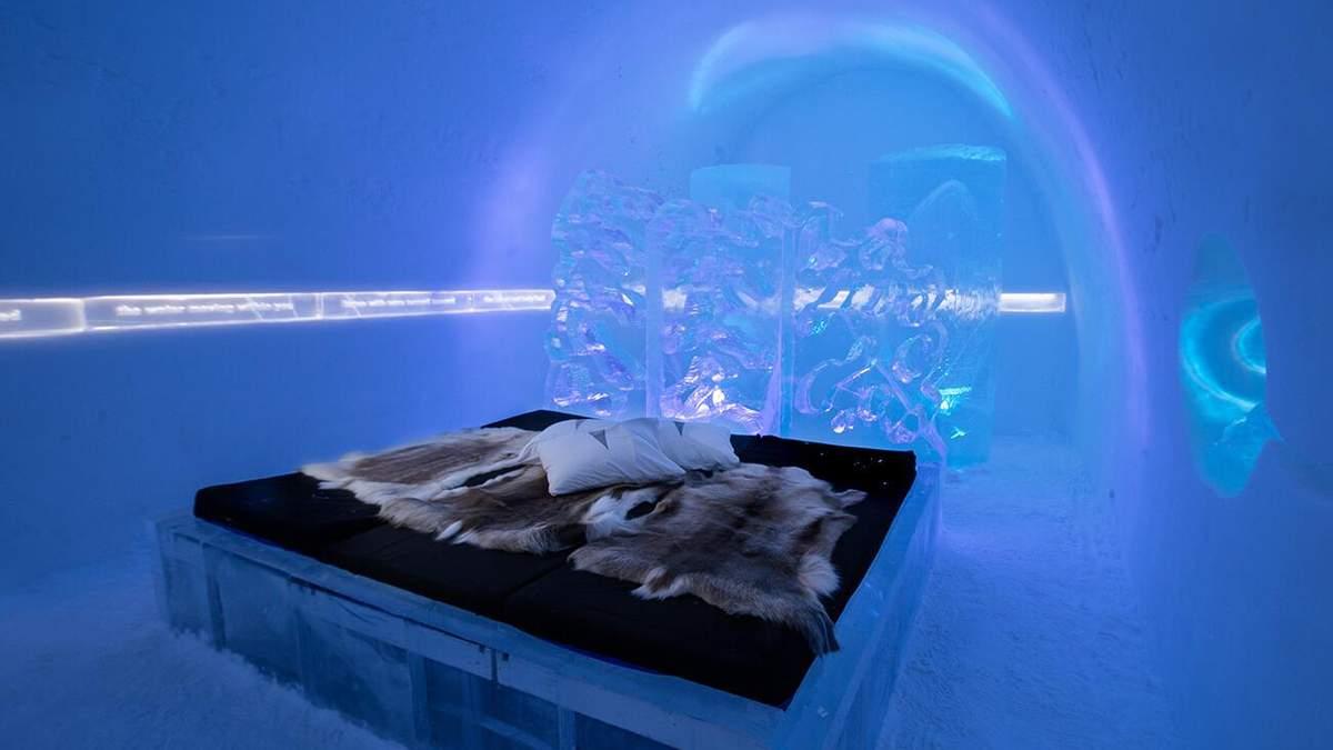 Шведський крижаний готель відкрився на зимовий сезон: фото