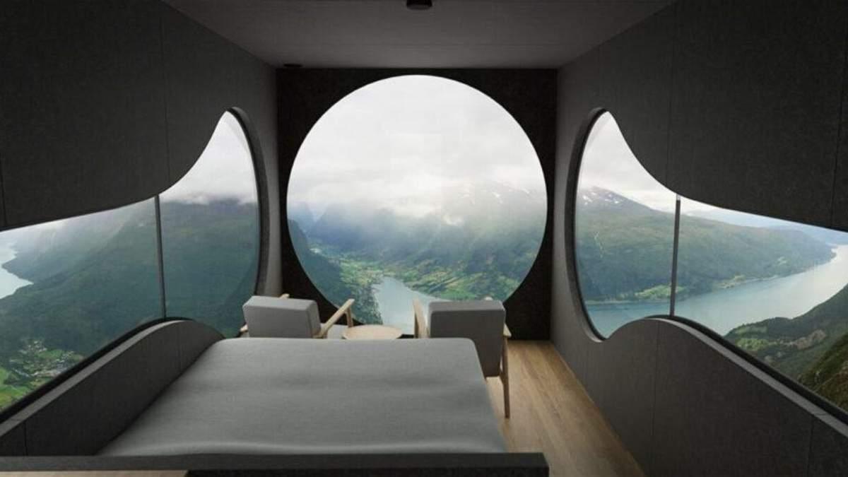 У Норвегії туристам пропонують пожити в будинках-шпаківнях