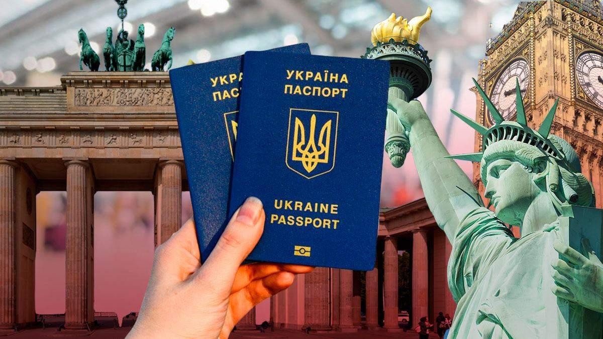 Які країни у січні 2021 змінили правила в'їзду для українців: список