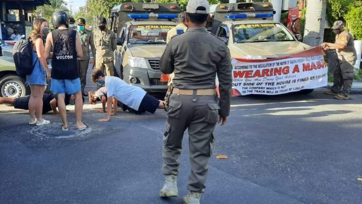 Коронавірус на Балі