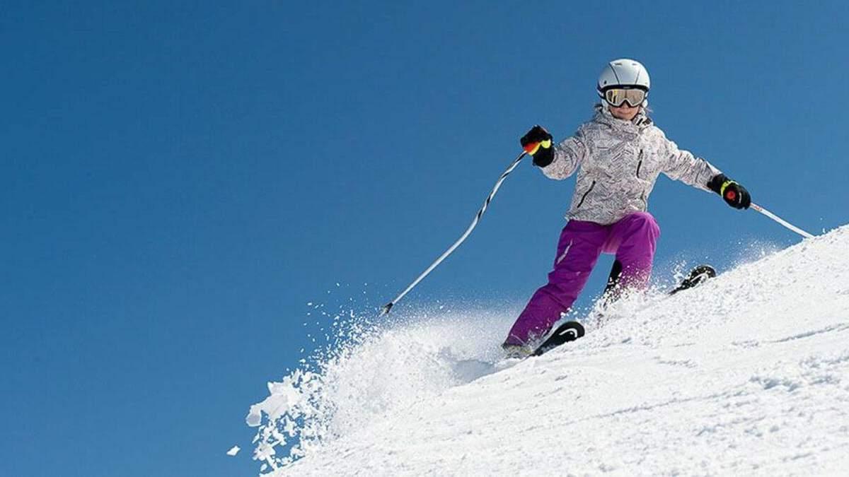 Де кататися на лижах і сноуборді в Києві та за містом