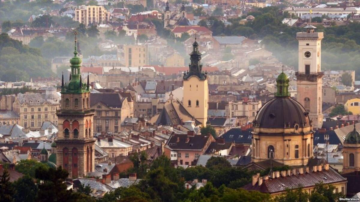 Нетуристические места Львова