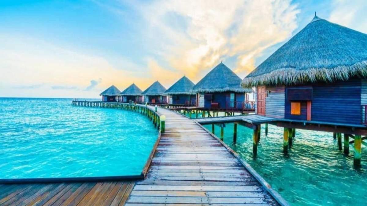 Украинская блогерша рассказала об отдыхе на Мальдивах