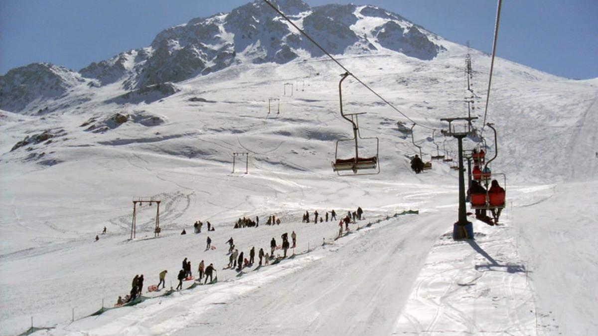 На гірськолижному курорті Сакликент розпочався лижний сезон