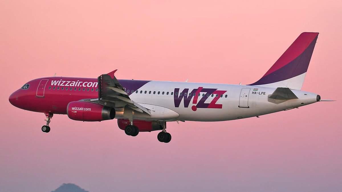 Wizz Air запустит новые рейсы из Украины в Болгарию