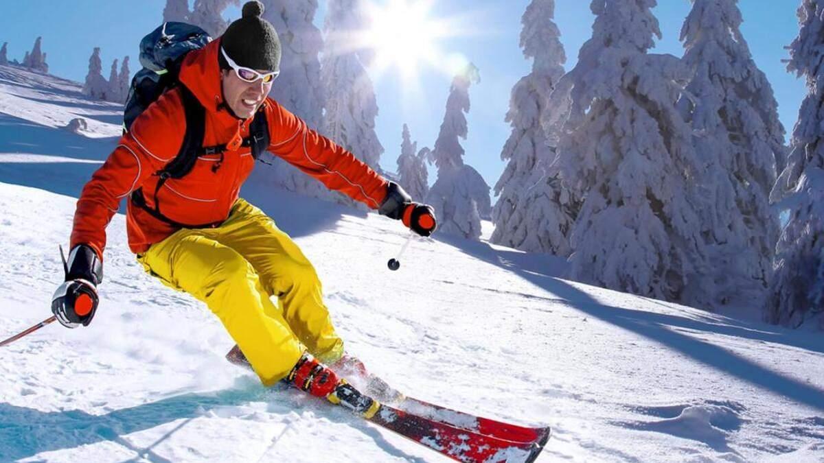 Де в лютому в Україні покататися на лижах