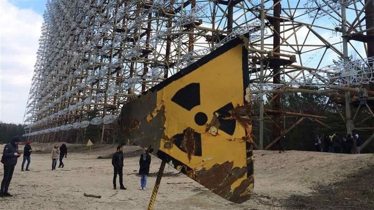 Украина обсудит с НBО создания туристической локации в Чернобыльской зоне