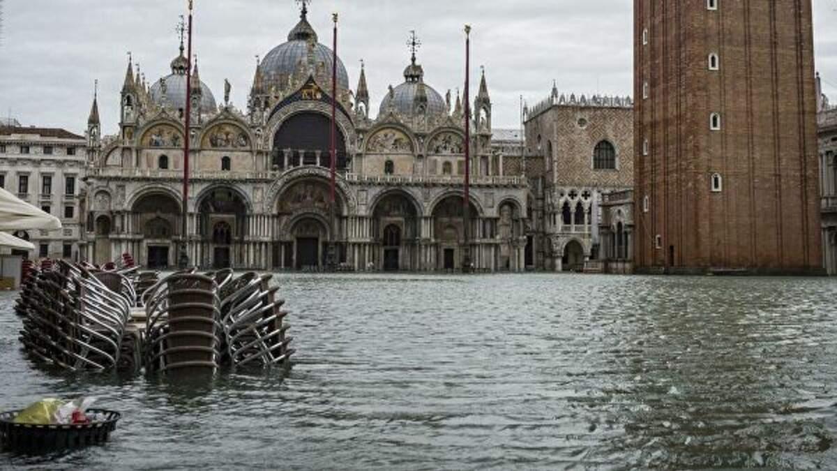 Из-за наводнений: популярные туристические локации планеты могут исчезнуть к концу века