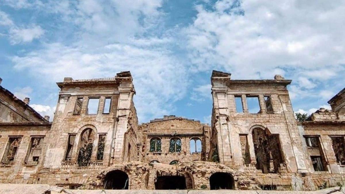 Заброшенные виллы и дворцы Одесской области