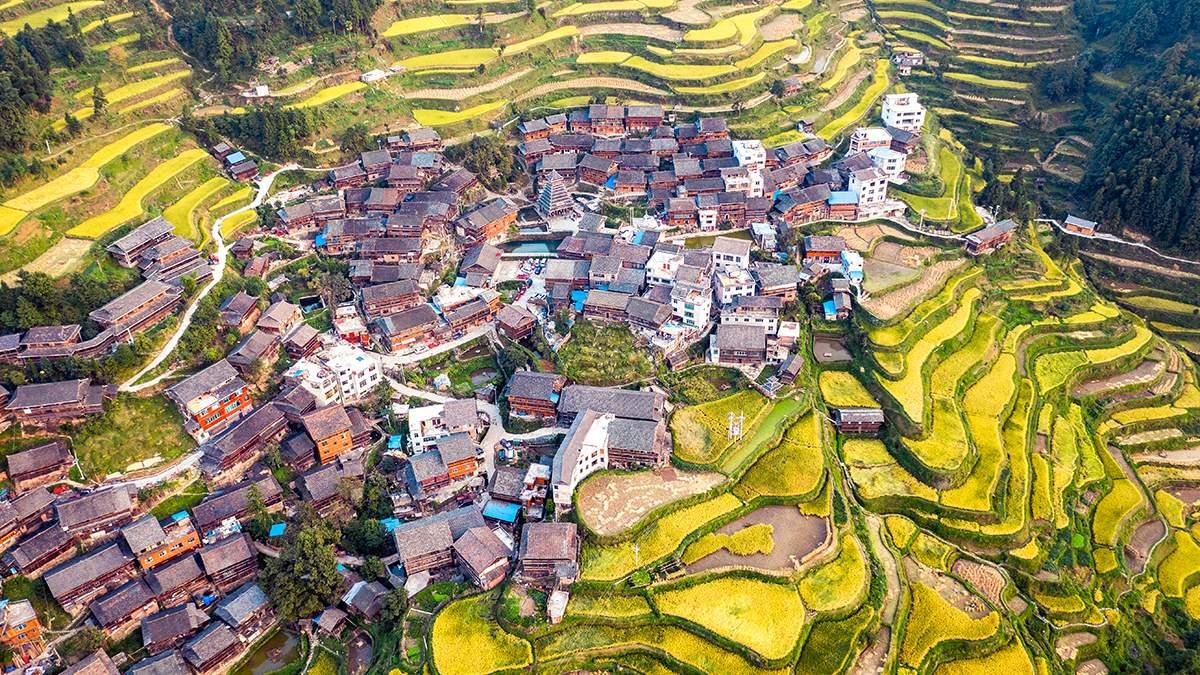 Китайская Швейцария: впечатляющие фото малоизвестного региона Гуйчжоу