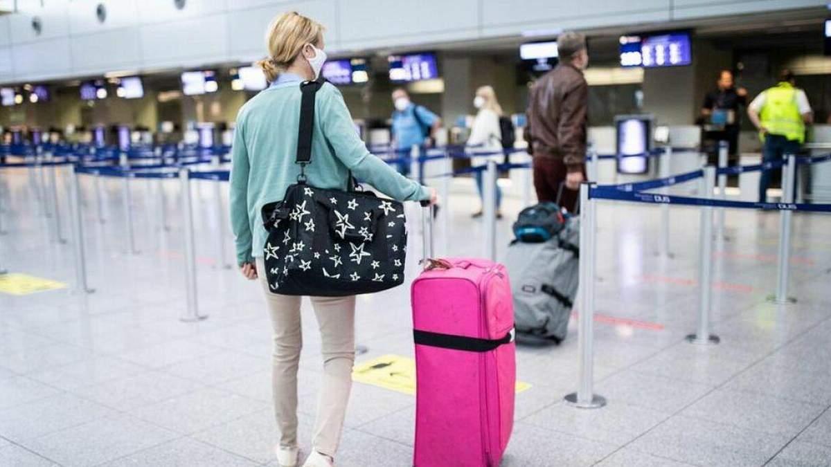 Нідерланди змінили вимоги до тестів на коронавірус для авіапасажирів