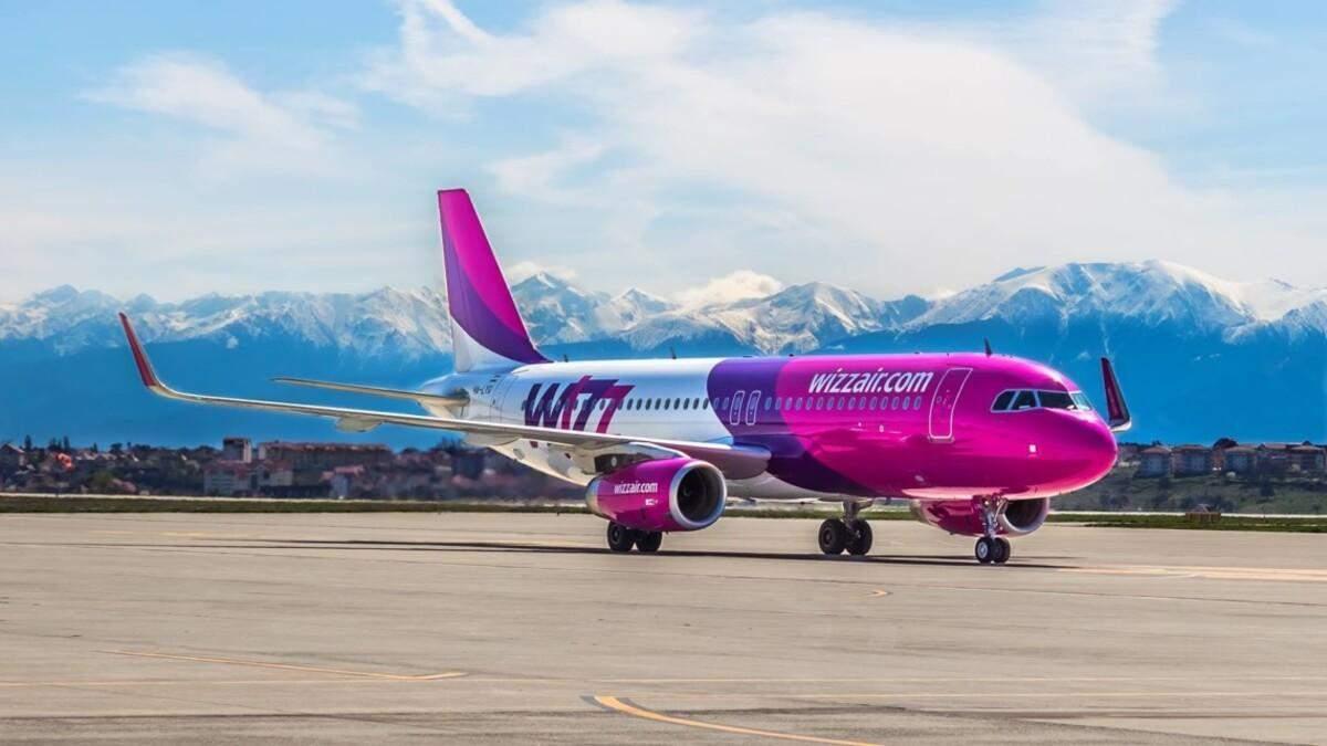 Wizz Air розпочав 2-денний розпродаж авіаквитків