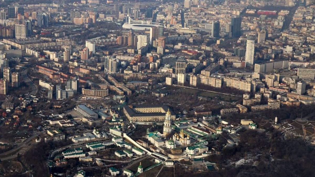 МАУ анонсував екскурсійний політ над Києвом: скільки коштує квиток
