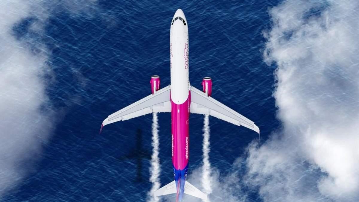 Wizz Air не підвищуватиме вартість авіаквитків, а навпаки – знизить