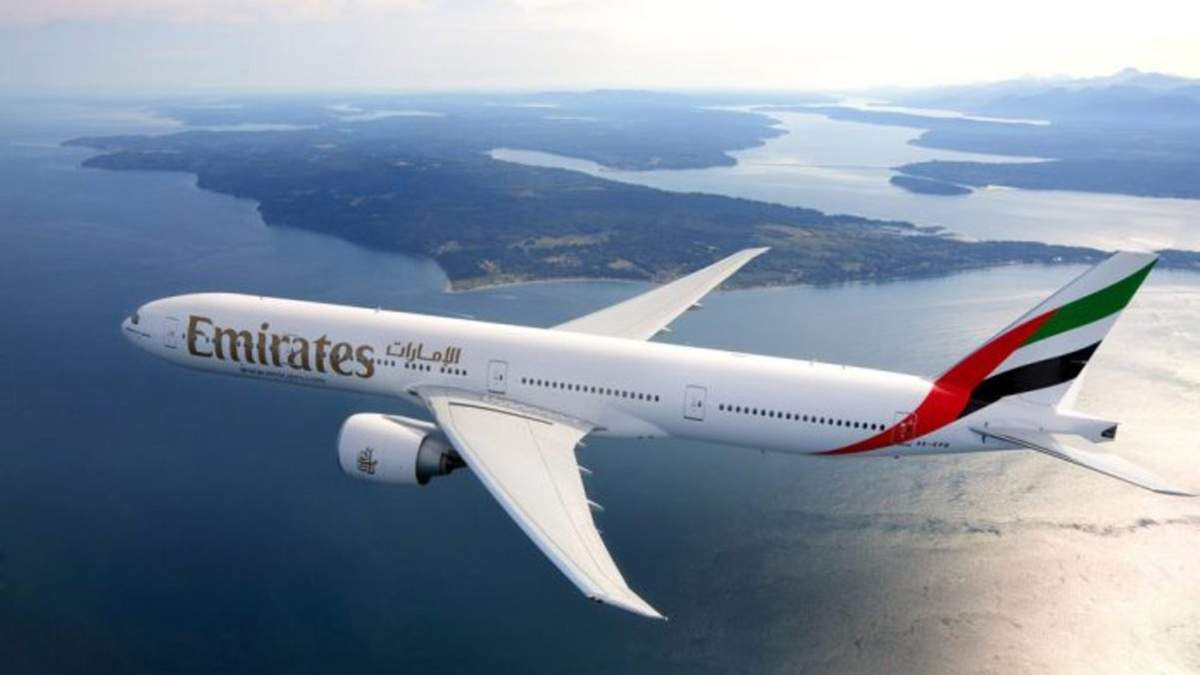 Emirates виконає рейс в нікуди для вакцинованих від COVID пасажирів
