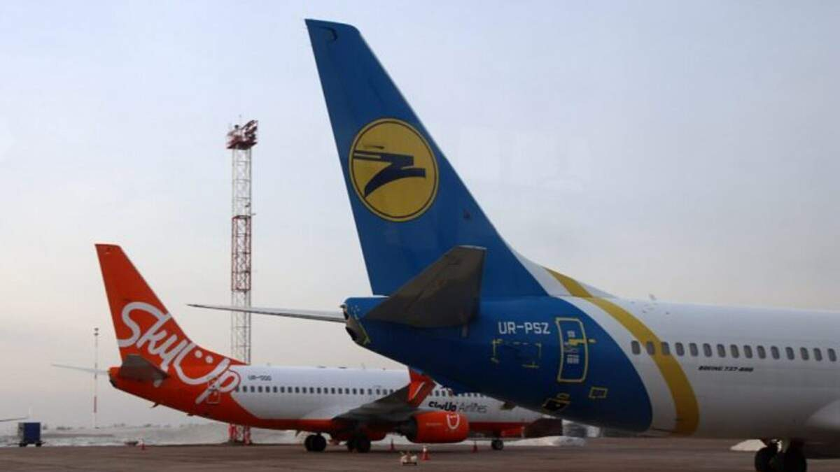 Госавиаслужба предоставила SkyUp и МАУ права на 5 новых маршрутов