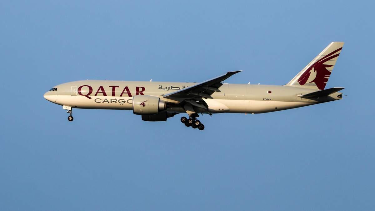Рейси Qatar Airways