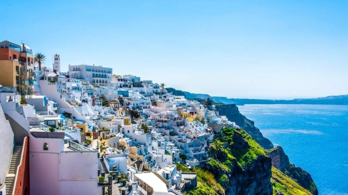 Греция откроется для туристов без всякой дискриминации