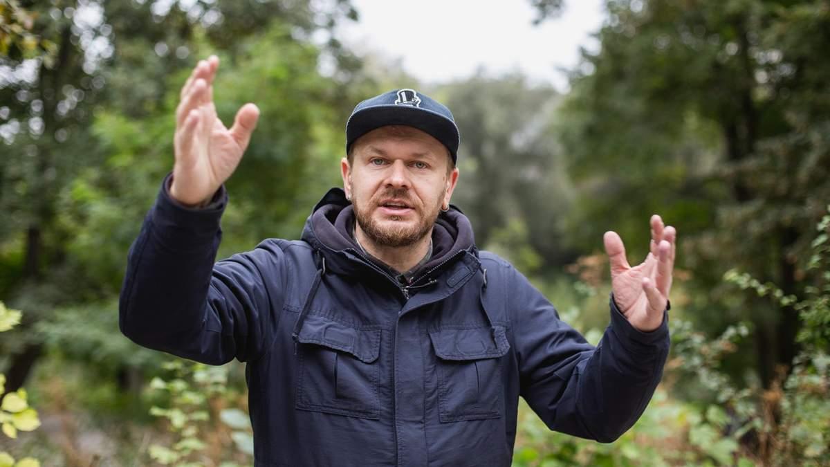 """Положинский вспомнил детство в Луцке: город глазами основателя """"Тартака"""""""
