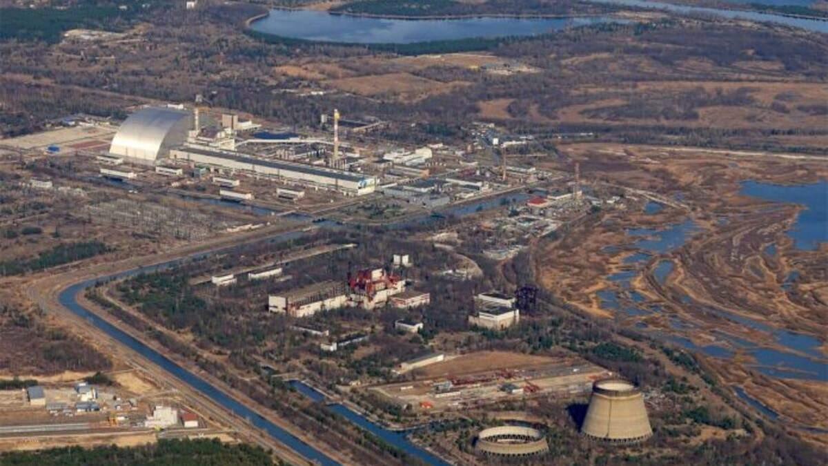МАУ здійснить спецполіт до Чорнобиля
