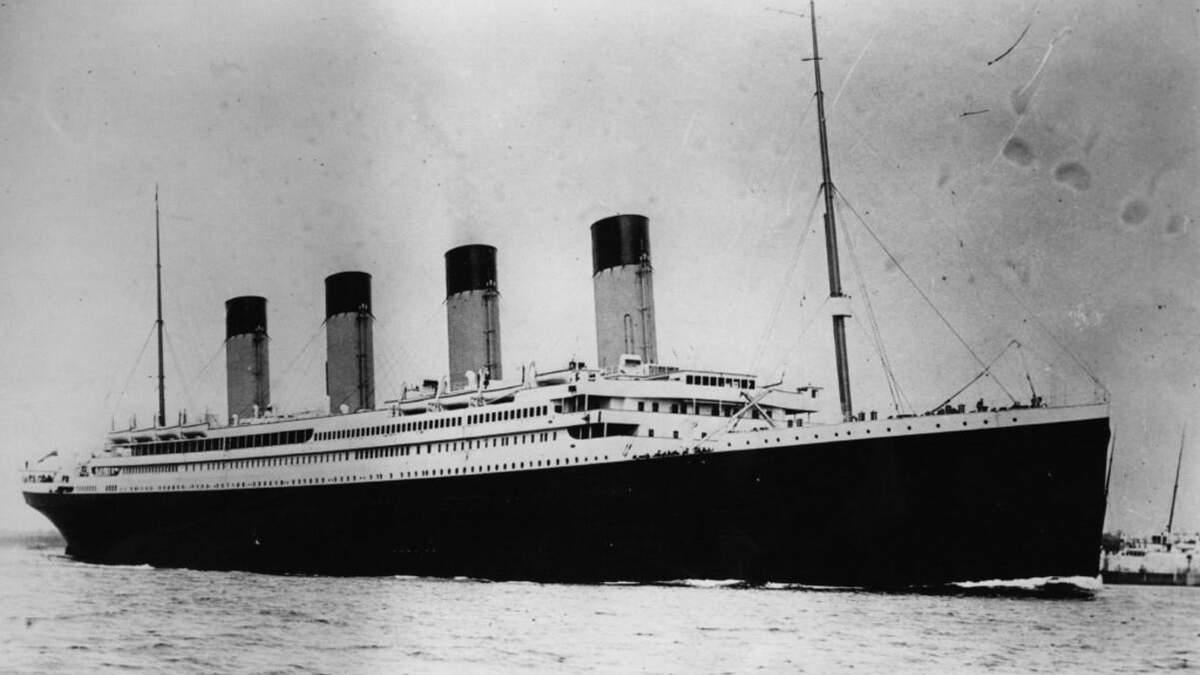 """109 років тому """"Титанік"""" вирушив у перший і останній рейс: шокуючі факти про легендарний лайнер"""