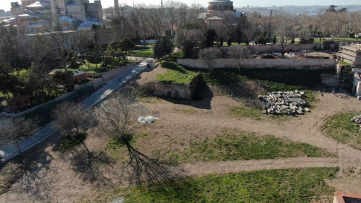 В Топкапы провели раскопки: археологи нашли уникальную находку