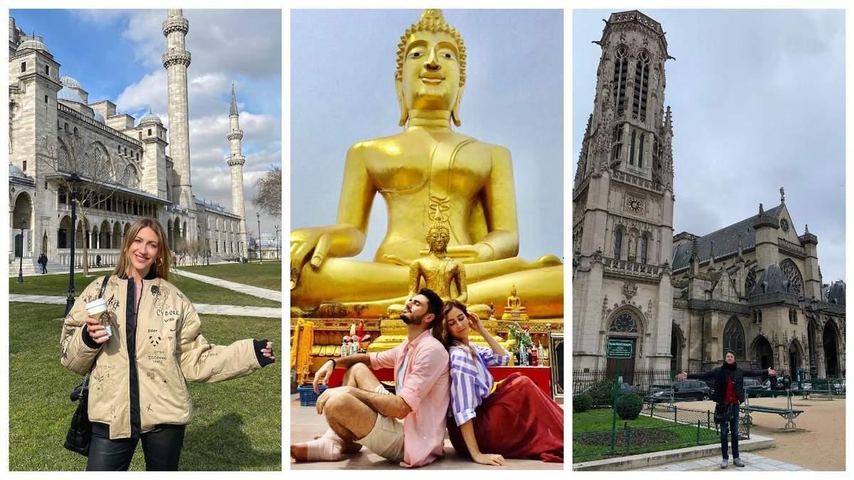 Тест-путешествие: отгадайте памятник вместе с украинскими звездами