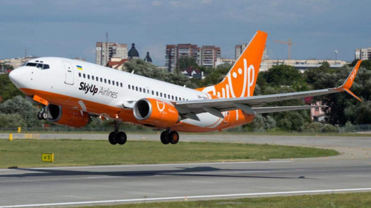 Из Киева в Лондон за 560 гривен: SkyUp открыл продажи на новый рейс