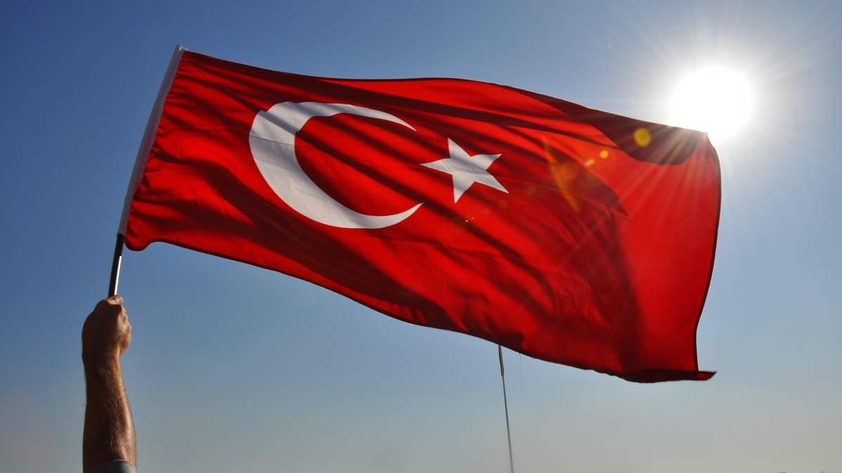 Локдаун в Турции з 29 апреля