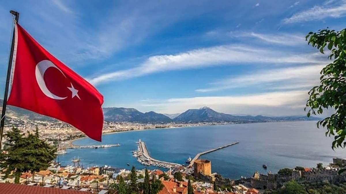 В Турции отменят ПЦР-тесты для украинцев