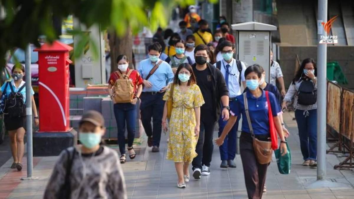 Таиланд снова ввел 14-дневный карантин после пересечения границы