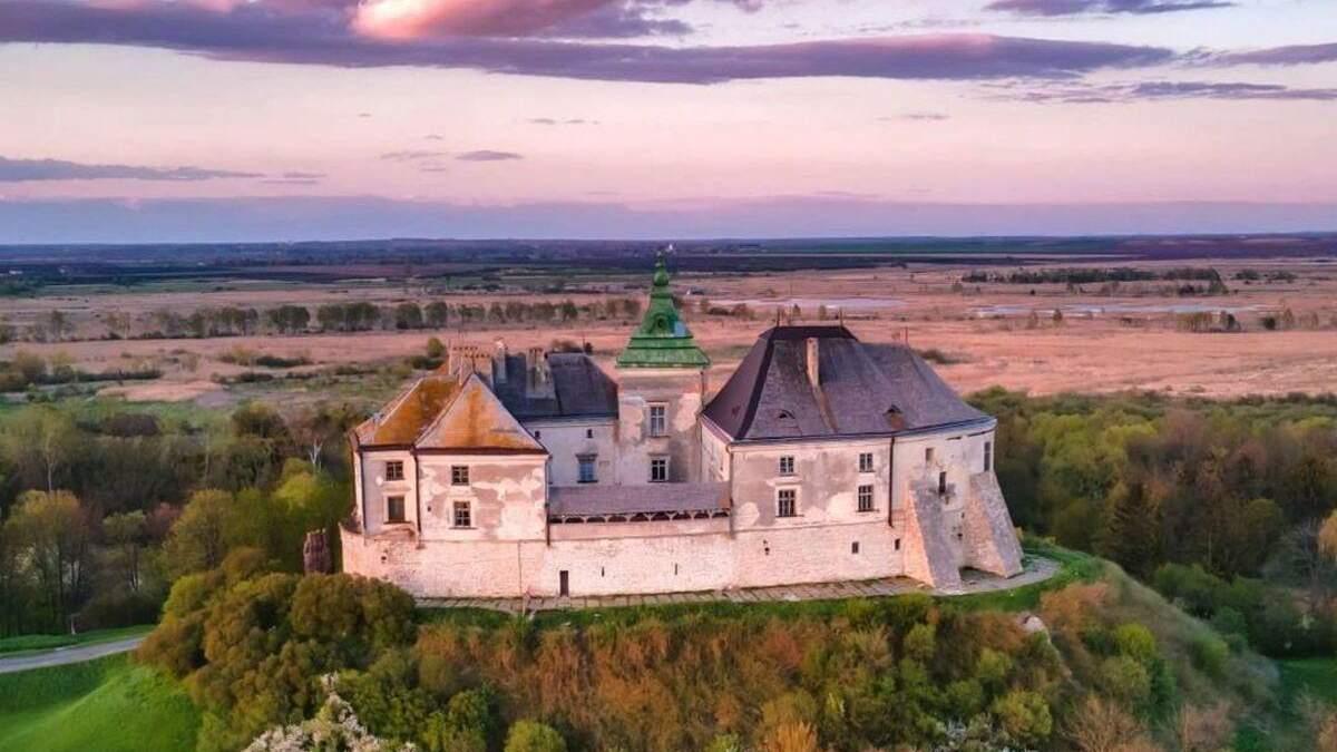 Олесский замок – жемчужина Золотой подковы Львовщины