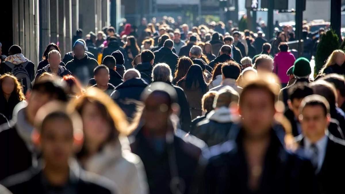 Людство у 2021 році – Оцінка населення до 3000 року