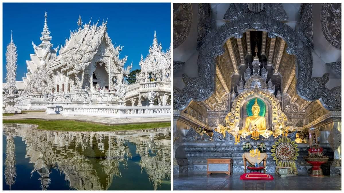 5 неймовірних храмів Таїланду