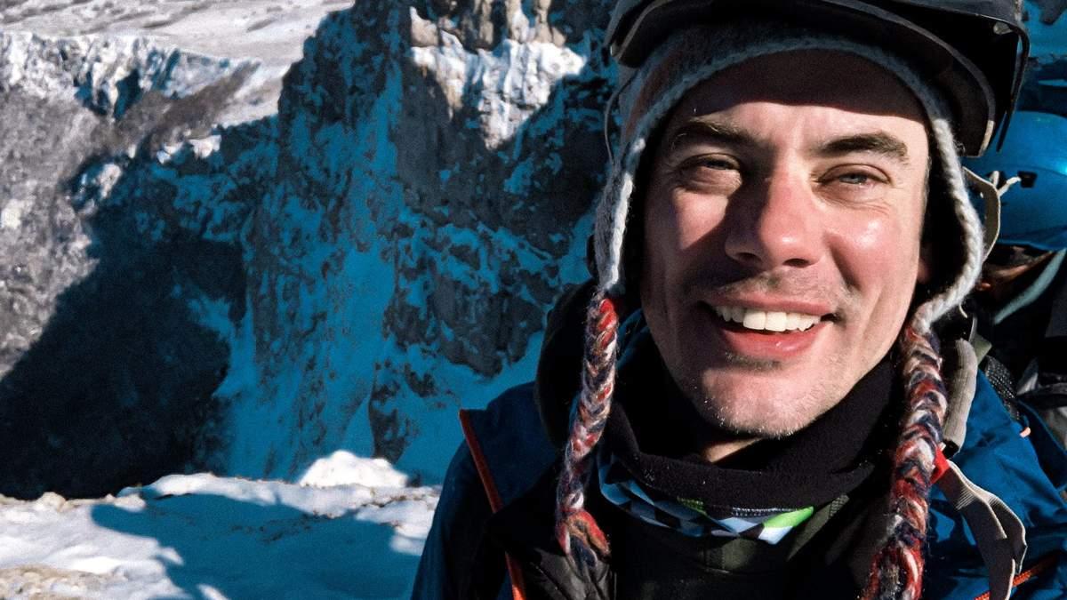 Інтерв'ю з альпіністом Григорієм Гришко про сходження на вершини