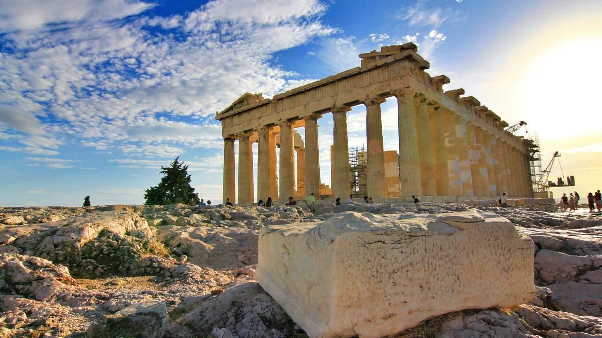 Відпочинок у Греції 2021