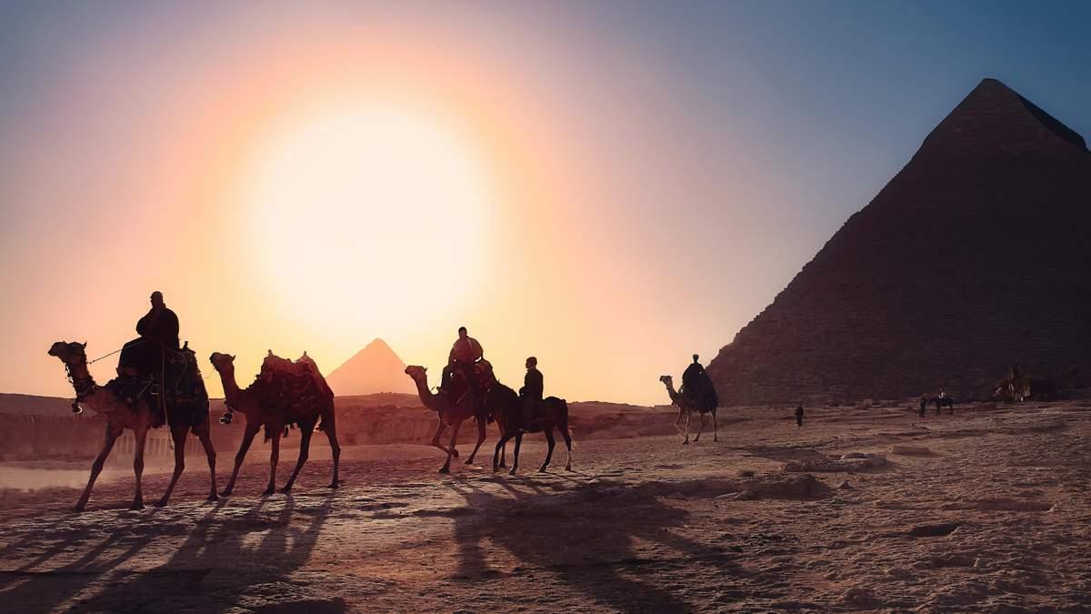 Відпочинок у Єгипті 2021
