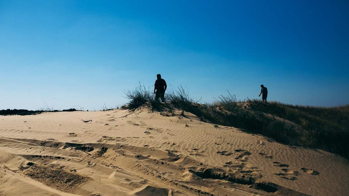Как образовались Олешковские пески – уникальная для юга Украины зона