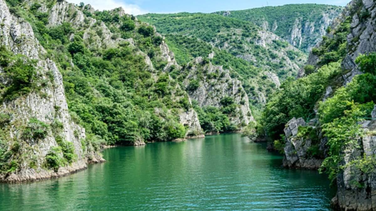 Три небанальні місцини в Північній Македонії