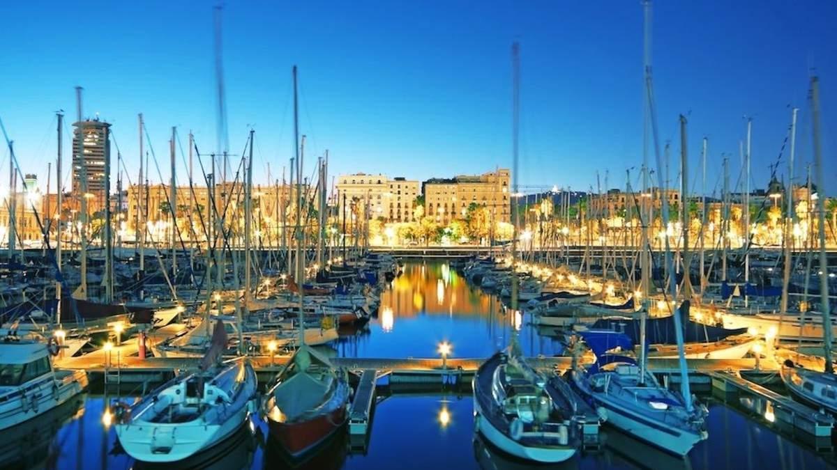 Іспанія відкриє свої порти для круїзних лайнерів 7 червня 2021